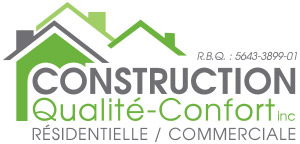 Construction Qualité-Confort inc. Logo