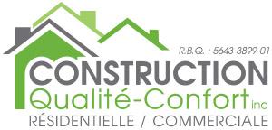 Construction Qualité-Confort inc. Logo
